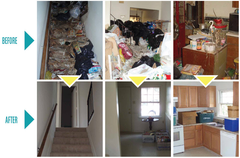 Hoarder Cleanup Services In Pennsylvania