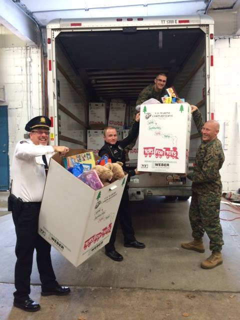 ARTec Toys for Tots